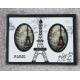 1034-2 Рамка настенная PARIS