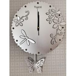 309-10 С Часы, металл