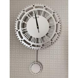 309-11 С Часы, металл
