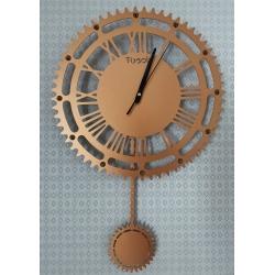 309-11 Б Часы, металл