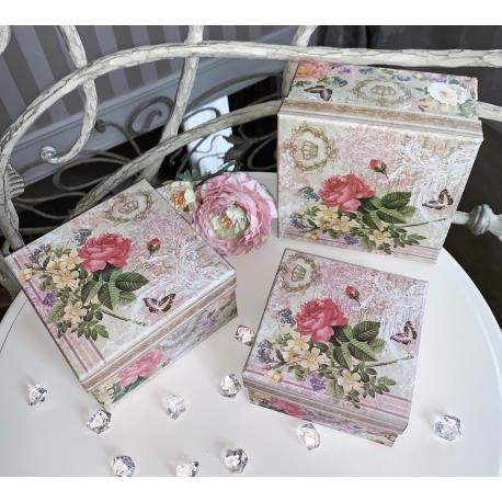 032-3 Коробка подарочная