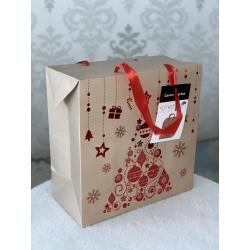 5075-6 Пакет подарочный 27-27-13 см