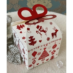 5075-8 Подарочная коробка 18-9,5-9,5 см, 2 вида