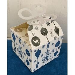 5075-7 Подарочная коробка 18-9,5-9,5 см, 2 вида