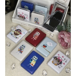 2002-34 Зеркало карманное