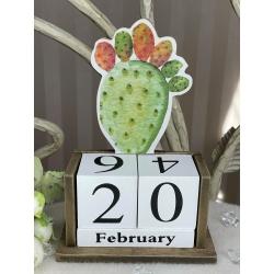 3079-2 Вечный календарь