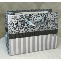 204-2 Пакет подарочный, 23-18-10 см