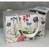 1058-1 Пакет-коробочка 18х12х9 см, микс