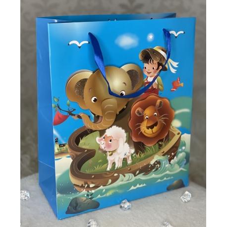 53-4 Пакет подарочный