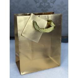 44-3 Пакет подарочный, 11-14-6 см