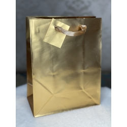 44-4 Пакет подарочный, 18-23-10 см