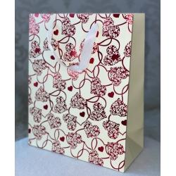1045-9 Пакет подарочный, 32-26-12 см