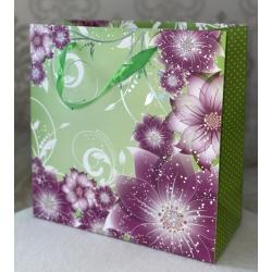 1042-2 Пакет подарочный, 30-30-10 см