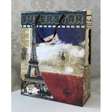 390-1 Пакет подарочный