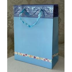 1042-4 Пакет подарочный, 26-32-12 см
