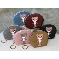 10049-15 Брелок-сумочка, 6 видов