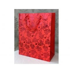 1045-7 Пакет подарочный, 15-15-7 см