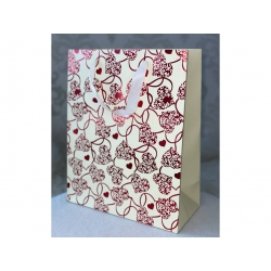 1045-8 Пакет подарочный, 24-20-10 см