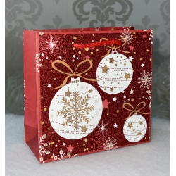 2177-23 Пакет подарочный 15-14,5-6,5 см