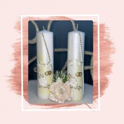 Свечи свадебные