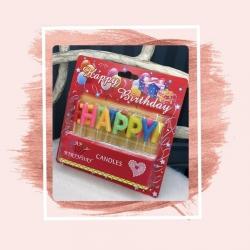 Свечи День Рождения